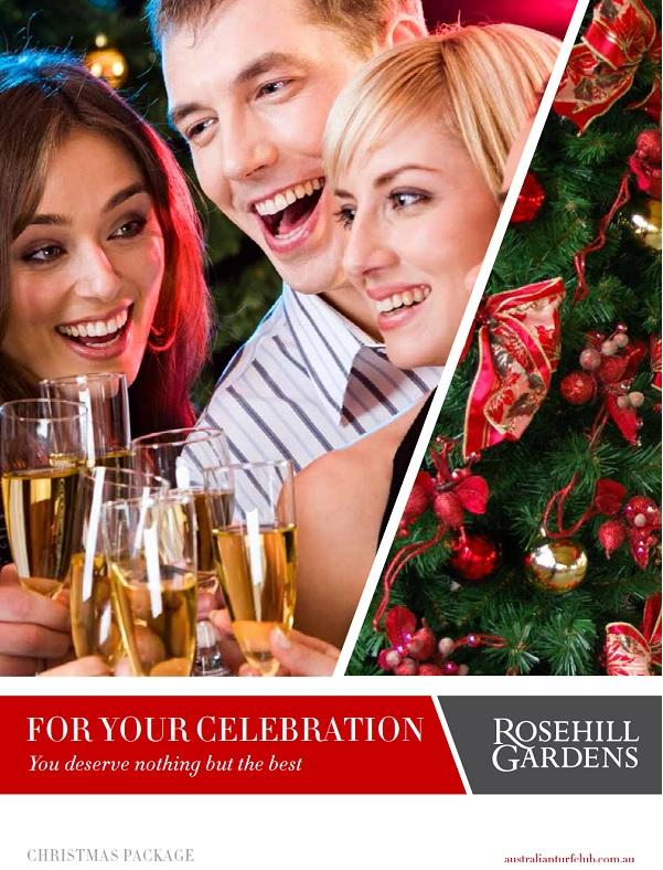Rosehill Gardens - Australian turf club