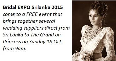 Bridal Expo srilanka 2015