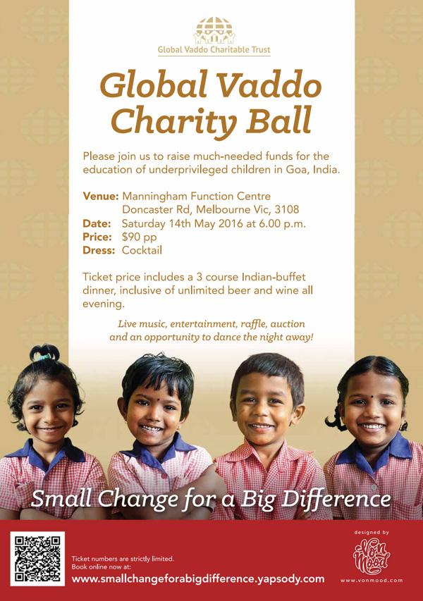 Global Vaddo Charity Ball