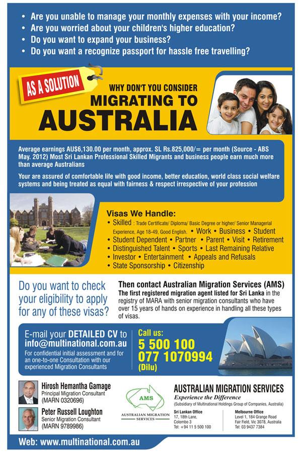 Australian Migration Services