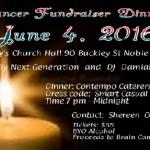 Brain Cancer Fundraiser Dinner Dance