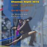 DHAMSO NIGHT 2016 Dinner Dance