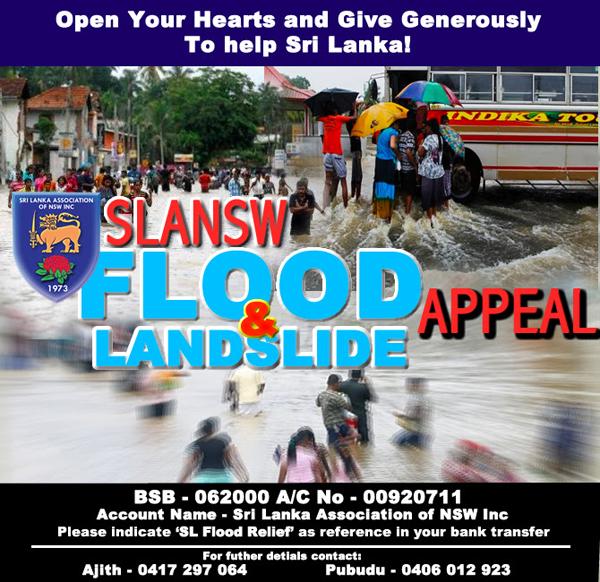 slansw flood and landslide appeal
