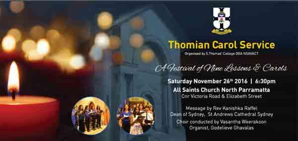 thomian-carol-service