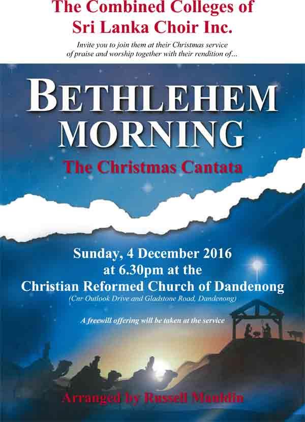 Bethlehem-Morning
