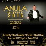 Anula Night 2015