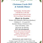 Bellbirds Christmas Carols 2015