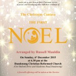 The Christmas Cantata The First NOEL