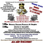 13th Annual Celebration of the Feast of Infant JESUS of Prague