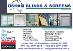 Ushan Blinds and Screens
