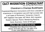 C and CT Migration Consultant