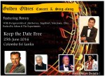 Golden Oldies concert and Sing Along