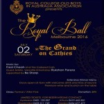 MELBOURNE ROYALISTS DINNER DANCE