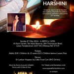 Appeal for Harshani