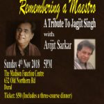 HS - Tribute to Jagjit Singh