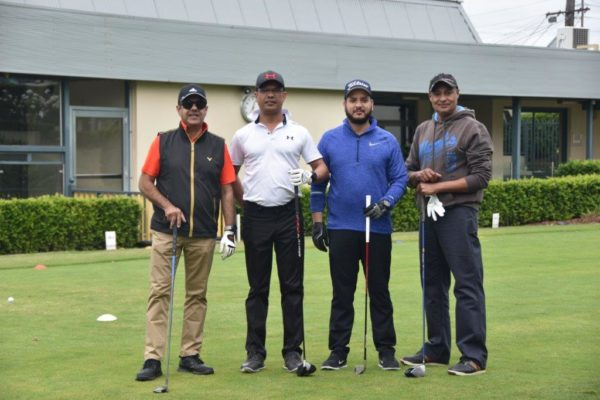 Another Golf Day success for Old Josephians