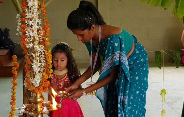 Diwali Celebrations at Lyceum Kurunegala