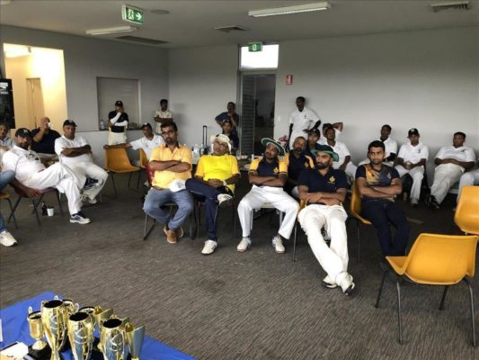 Photos of The 24th Annual Royal Thomian Cricket Festival held on 27th Jan 2019– Organised by the STC OBA NSWACT - Photos thanks to MC Duke