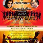 saman De Silva and Nihal Nelson