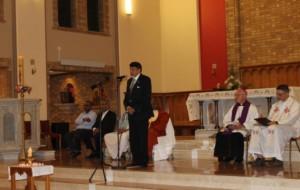 Multi-Faith Memorial Service and Peace Vigil in Canberra