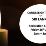 Vigil for Sri Lanka 6 p.m. Friday Federation Square