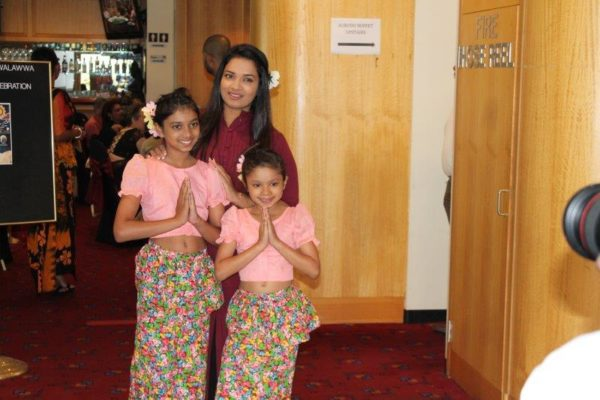 Sinhala Avuruddu celebrations in Melbourne at the Walawwa