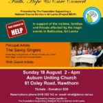 Faith Hope & Care Concert