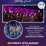 "Sydney Harmony Chorus Presents ""Totally Vocal"" (Sydney event)"