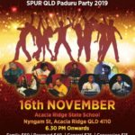 SPUR_QLD_Paduru_Party_2019-Brisbane Event