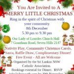 Sri Lankan NSW Catholic Association – Merry Little Christmas