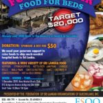 FSOQ Food Fair - Food for Beds (Brisbane event)