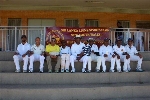Sri Lanka Lions Sports Club & Instant Cricketers