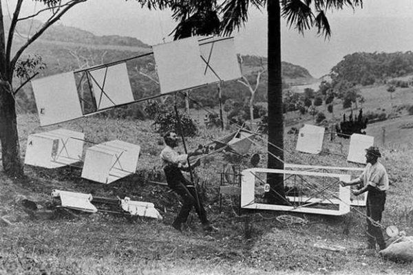 The Box Kite (1893)