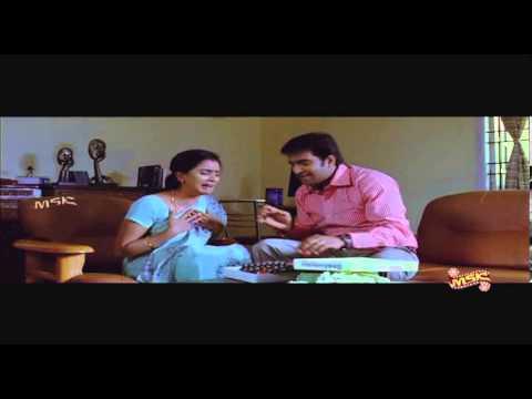 Santhanam Saree Comedy
