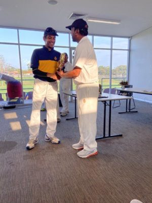 Annual Royal Thomian Cricket Encounter in Sydney