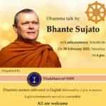 Dhamma session