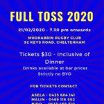Full Toss 2020