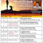 JCILM Healing and Deliverance Retreats Feb-Mar 2020