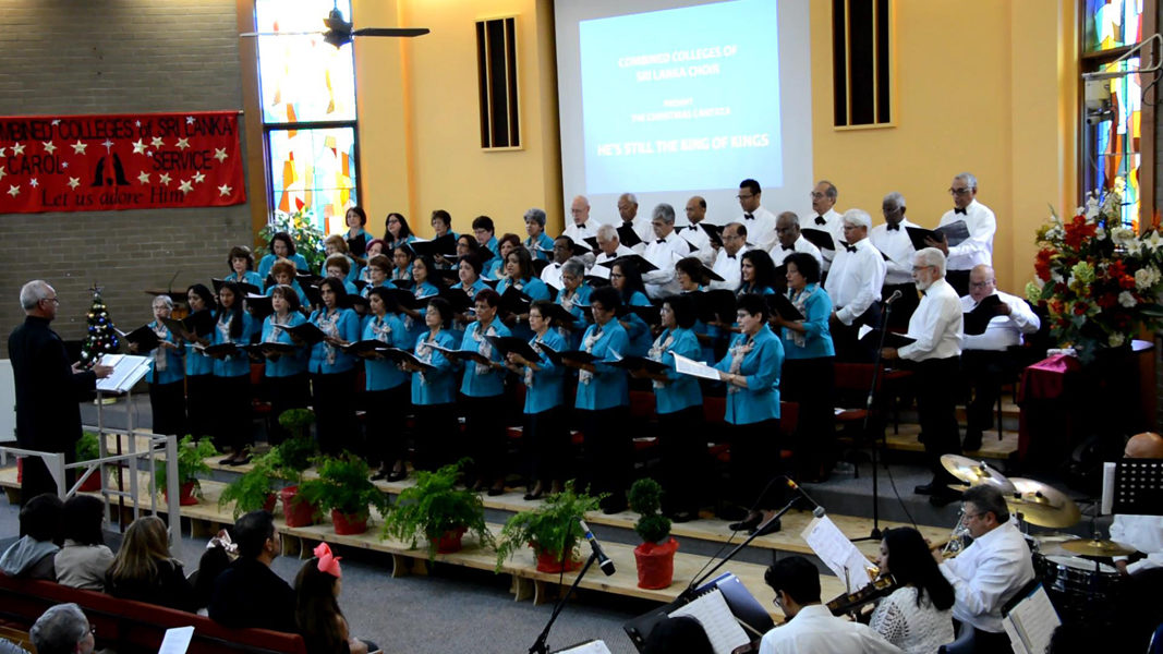 Combined Colleges of Sri Lanka Choir