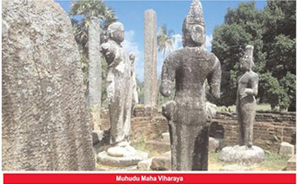 Pottuvil Vihara Maha Devi