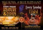 Walauwa @ Blue Elephanet