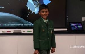 Megha Wijewardane – NASA Junior Ambassador