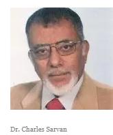 Dr. Charles Sarvan