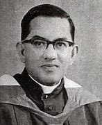 Fife and Drum Band of St. Peter's College & Rev. Fr. Arthur Fernando – Rector (1956 – 1963) – Upali Obeyesekere – Editor, JPNN