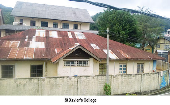 st xaviers collage