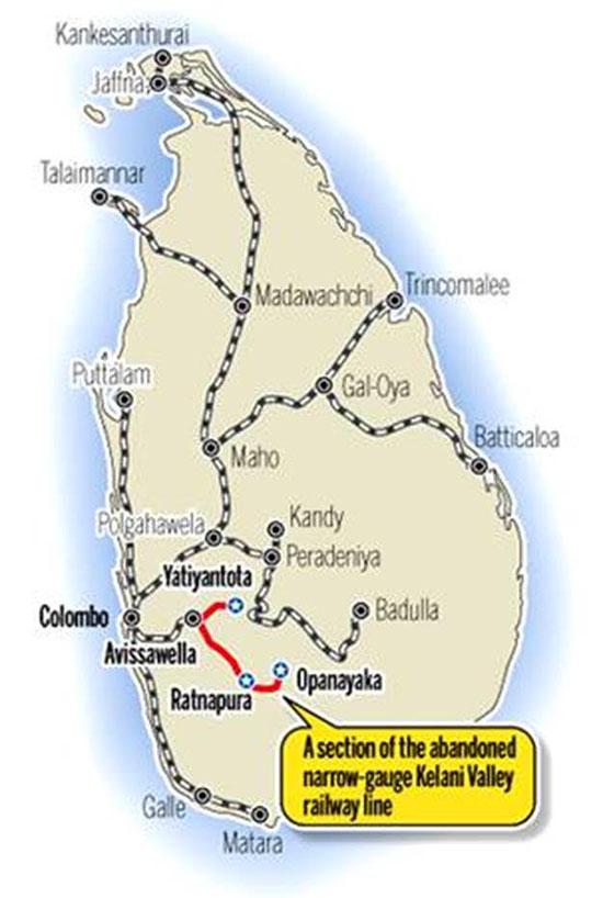 KV railway Line