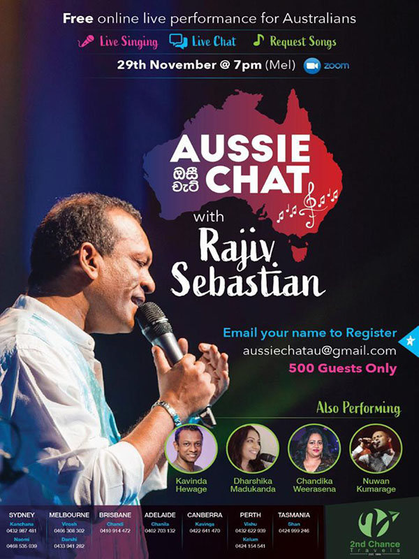 Aussie Chat with RANJITH SEBASTIAN
