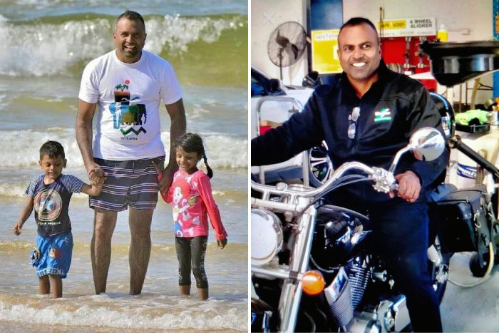 Sri Lankan family living in Kempsey facing deportation following father's death