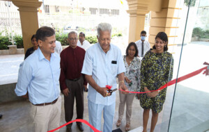 CBD Business Centre in Fort, hosts official opening; ready for new tenants in 2021