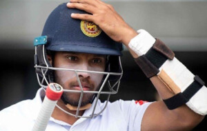 Kusal Mendis dropped from squad for second test